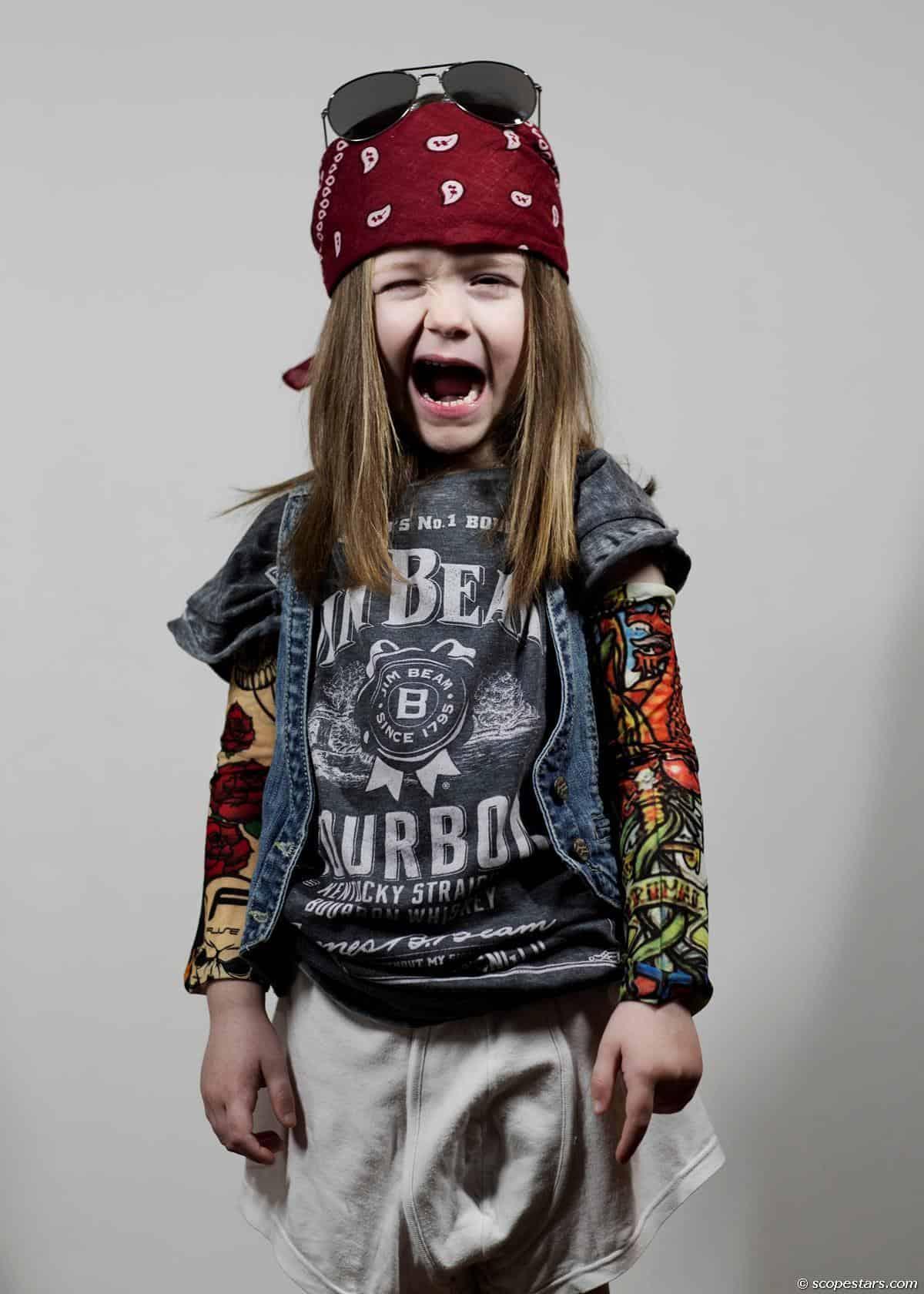 Kid Axl Rose